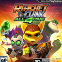 Ratchet and Clank - All 4 One